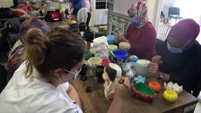 keci -  Hataylı kadınlar Almanya'ya çilek reçeli ihraç ediyor