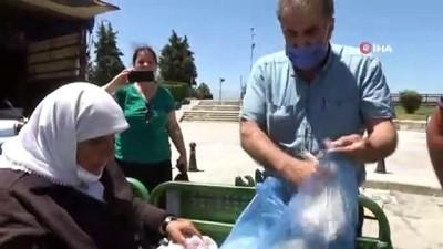 Beyşehir'den orman yangınından etkilenen Manavgat'a yardım eli