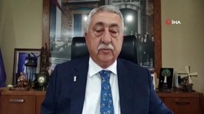 """sayilar -  TESK Başkanı Palandöken: """"Aşısız çalışan kalmaması için genelge yaptık"""""""