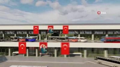 ihale -  Ankara'ya yeni ilçe otogarı geliyor