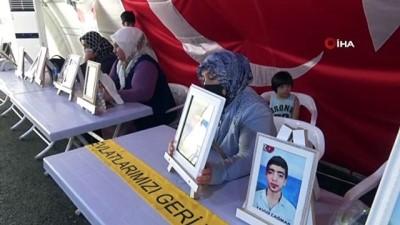oturma eylemi -  Evlat nöbetindeki aileler, çocuklarını PKK'dan almakta kararlı