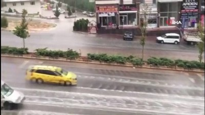 gurultu -  Gaziantep'te yağmur sevinci