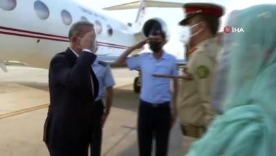 savunma sanayi -  - Milli Savunma Bakanı Akar, Pakistan'da