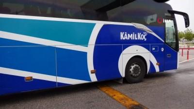 alkol -  Şehirlerarası otobüslere sıkı denetim Videosu