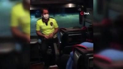emniyet kemeri -  Otobüs kazaları sonrasında denetimler sıklaştırıldı