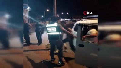 gocmen kacakciligi -  Tekirdağ'da 11 düzensiz göçmen yakalandı