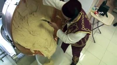 ipekyolu -  Geçmişi Osmanlı'ya dayanan badem ezmesi dünyaya açılıyor