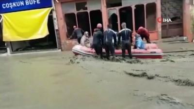 gurultu -  Kırıkkale'den felaketin yaşandığı Kastamonu'ya destek