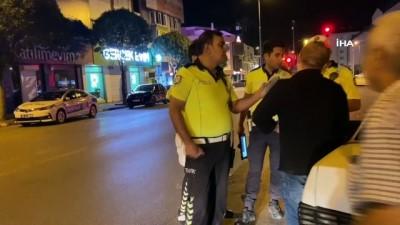 alkol -  Alkollü ve ehliyetsiz yakalanan sürücünün savunması pes dedirtti Videosu
