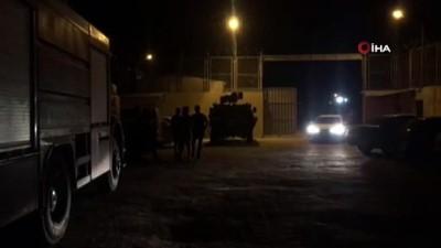 cevik kuvvet -  Aydın Göç İdaresi'nde mülteciler arasında çıkan kavgaya polis müdahale etti