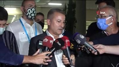 """isaf - Hakan Karaahmet: 'Giresunspor ilerleyen günlerde eksiklerini gidererek daha iyi bir takım olacak"""""""