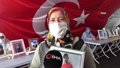 oturma eylemi -  HDP önündeki aileler, evlat nöbetine kararlılıkla devam ediyor