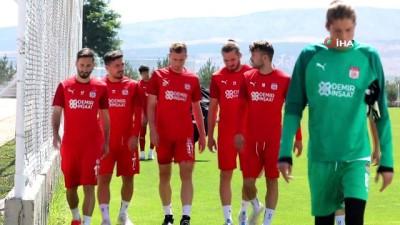 dolar - Sivasspor'da Kopenhag maçı hazırlıkları başladı