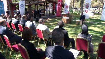 yansima -  Ankara Denetimli Serbestlik Müdürlüğü, Aşure Günü ve Ürün Hasatı etkinliği gerçekleştirdi