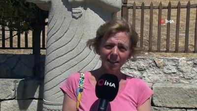 bulduk -  Arslantepe Höyüğü'nde kazı çalışmaları başladı Videosu