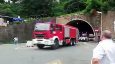 itfaiye araci -  Azerbaycan yangın söndürme ekipleri sevgi gösterileriyle ülkeden ayrıldı