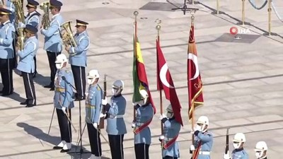 iletisim -  - Cumhurbaşkanı Erdoğan, Etiyopya Başbakanı Ahmed'i resmi törenle karşıladı Videosu