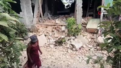2010 yili -  - Haiti'deki depremde can kaybı bin 941'e yükseldi