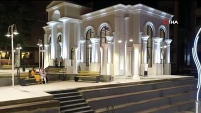 ipekyolu -  İpekyolu Belediyesi Sanat Galerisi ve Sanat Sokağı'nın açılışına hazırlanıyor
