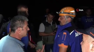 kiz cocugu -  Ormanda kaybolan 2 kız çocuğu için arama çalışması başlatıldı