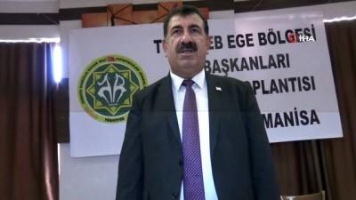 """kuraklik -  TÜDKİYEB Başkanı Çelik'ten """"Kuzu eti yiyin, koronayı yenin"""" çağrısı Videosu"""