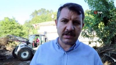 afet bolgesi -  Vali Ayhan afet bölgesinde yaraları sarıyor Videosu