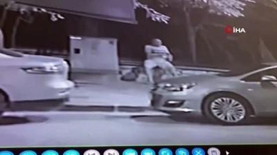 cinayet -  Büyükçekmece'de eski karısını öldüren zanlı kamerada
