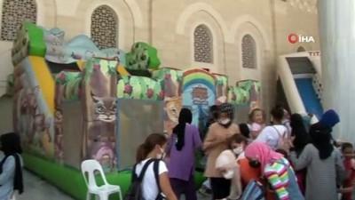 atmosfer -  Çamlıca Camii'nde yaz Kur'an kursu kapanış programı düzenlendi