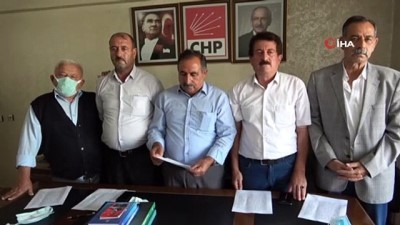 ipekyolu -  CHP'li 3 ilçe başkanı istifa etti