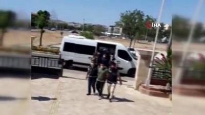 nitelik -  Didim'de nitelikli yağma çetesi operasyon: 4 kişi tutuklandı