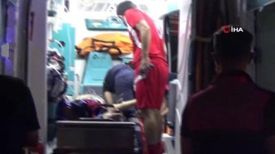 polis memuru -  İzmir'de maç yapan polislere silahlı saldırı: 1 polis yaralı