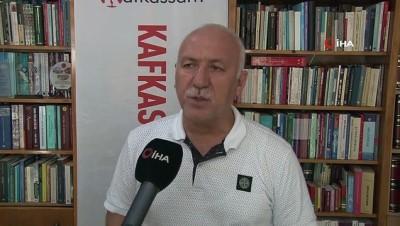 """strateji -  Kafkassam Başkanı Prof. Dr. Oktay: """"Afganistan'da düzen kurulacaksa bunun Türkiye lehine kurulma ihtimali yüksek"""""""