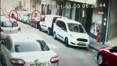 kacis -  - Kağıthane'de 3 farklı adresten hırsızlık yapan şahıs yakalandı
