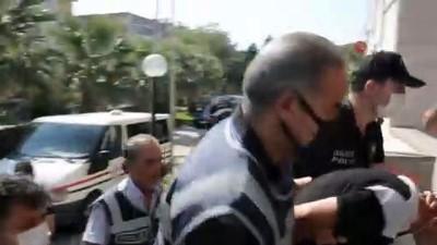 polis memuru -  Manisa'da polisi bıçakla yaralayan şüphelilerden 6'sı tutuklandı