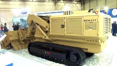 savunma sanayi -  Mayınları 'MEMATT' temizleyecek