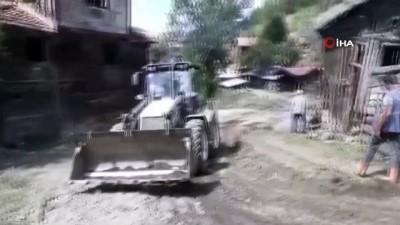 afet bolgesi -  - Sincan Belediyesinden Sinop'a yardım eli Videosu