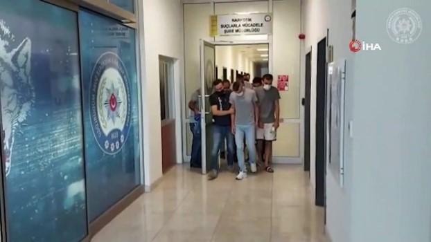 uyusturucu ticareti -  Ankara'da son bir haftada uyuşturucu suçundan 27 kişi tutuklandı