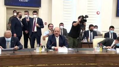 """milyar dolar -  Bakan Bilgin: """"Türkiye, çalışanlarını enflasyonun altında ezdirmeyecektir"""""""