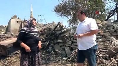 gurbetci -  Evi ve parası yanan Cemile Teyzeye Hollanda'daki Türklerden 15 bin TL yardım Videosu