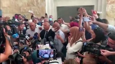 protesto -  - İsrail Yüksek Mahkemesi, Şeyh Cerrah Mahallesi'ndeki Filistinli ailelere uzlaşma önerdi