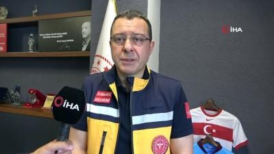"""sayilar -  Trabzon İl Sağlık Müdürü Hakan Usta: """"Şu anda günlük vaka sayımız 300'ün üzerinde'"""