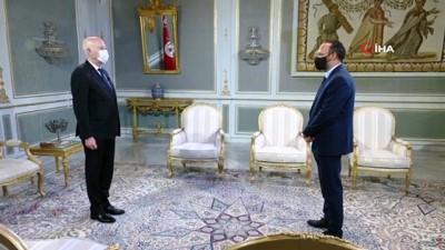 - Tunus Cumhurbaşkanı Said iki bakanı görevden aldı