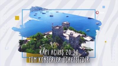 turist -  Bodrum halk konserlerine yıldız isimler yağacak