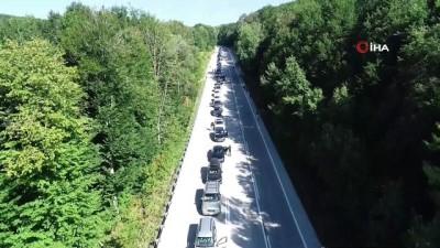 gurbetci -  Dereköy Sınır Kapısında gurbetçi yoğunluğu Videosu