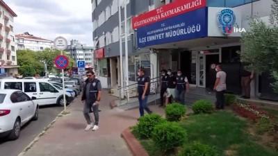 adliye binasi -  Küfürbaz hırsız tutuklandı