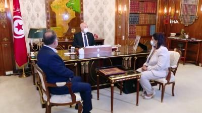 - Tunus Cumhurbaşkanı Said: 'Yeni hükümet önümüzdeki günlerde açıklanacak'