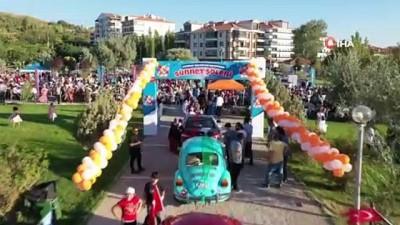 Aksaray Belediyesi 414 çocuğu sünnet ettirdi