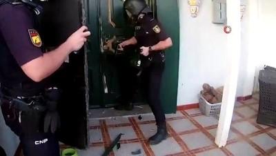 -İspanyol polisinden yasa dışı kripto madenciliği çiftliğine baskın