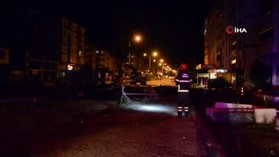 kanalizasyon -  Ordu'da faciadan dönüldü: Kaza yapan otomobil doğal gaz borusunu patlattı