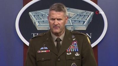 """general -  - Pentagon: """"Afganistan'daki terör tehdidinin 20 yıl önceki kadar kötü olduğunu düşünmüyoruz'"""